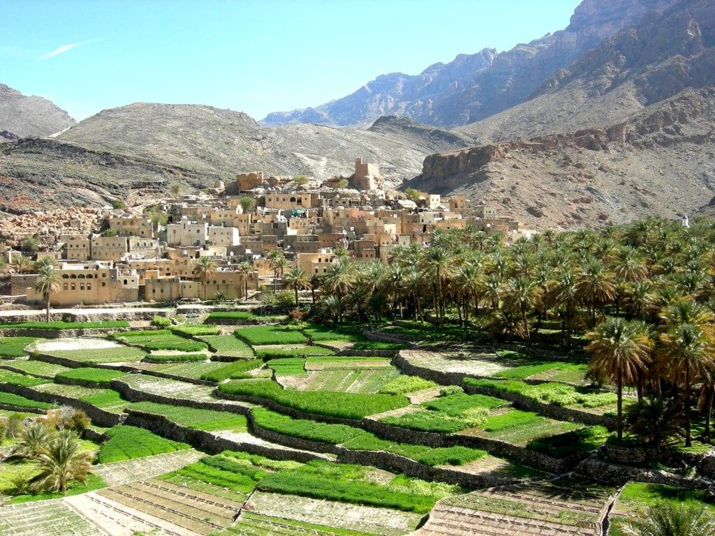 Ad Dakhiliyah Bilad Sayt in Oman
