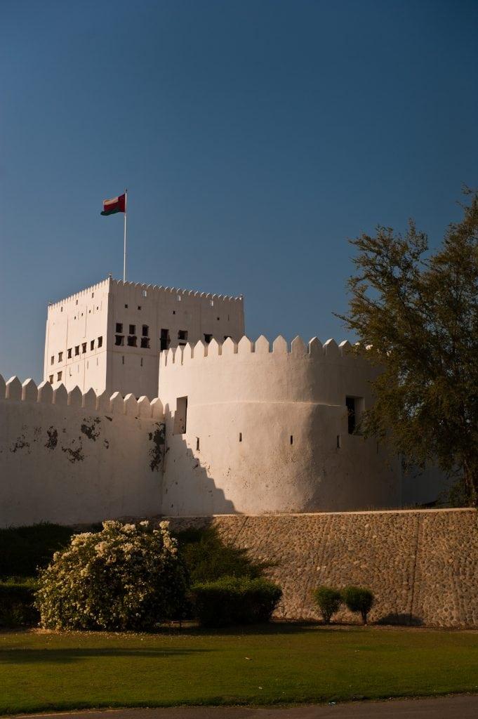 Al Batinah Sohar Fort Al Batinah