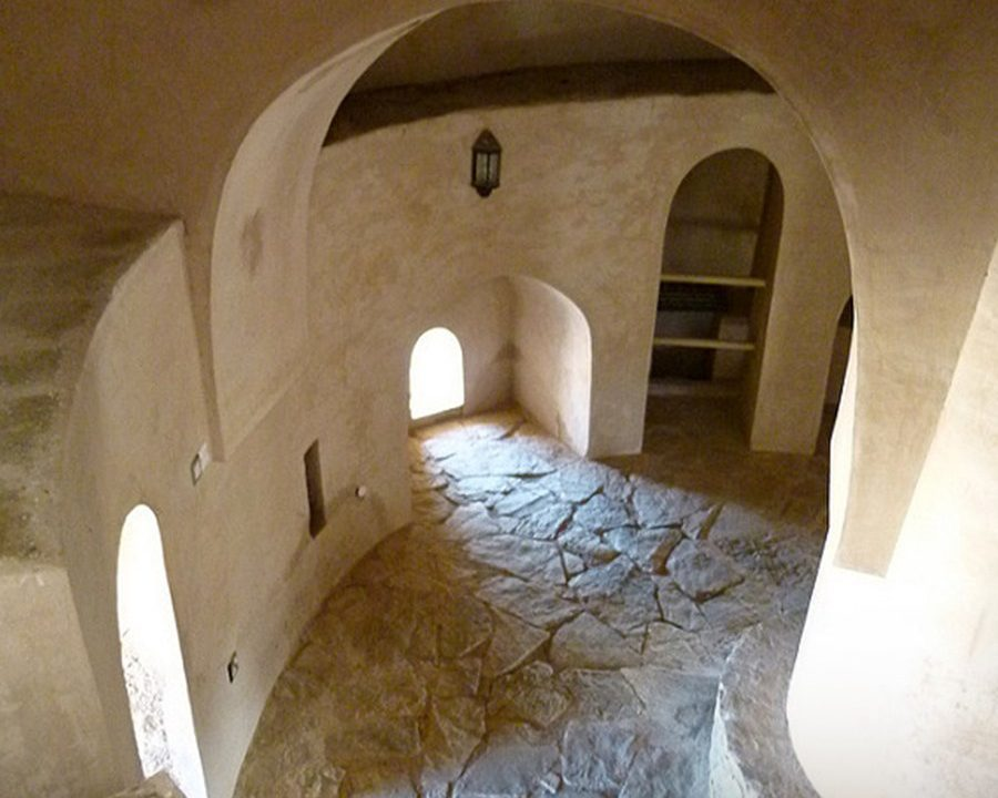 قلعة الخابورة