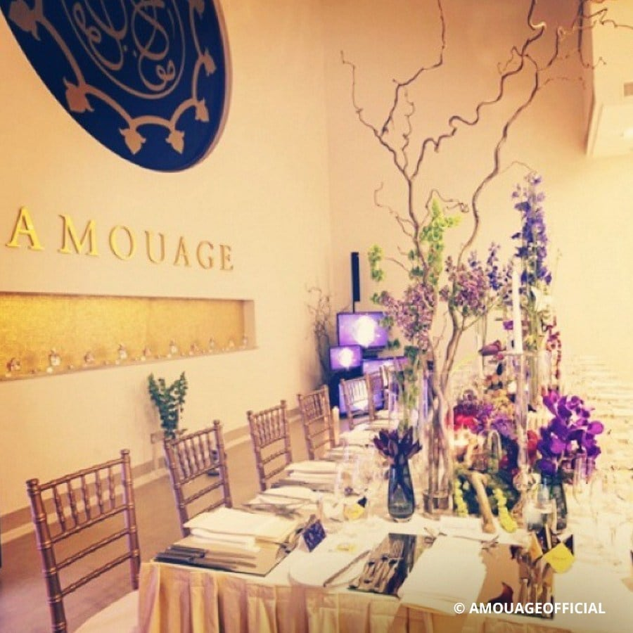 Amouage Factory