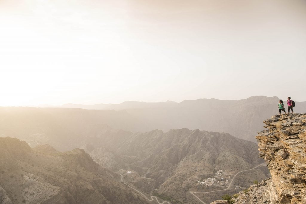 Anantara Al Jabal Al Akhdar Resort Recreation Hiking 01