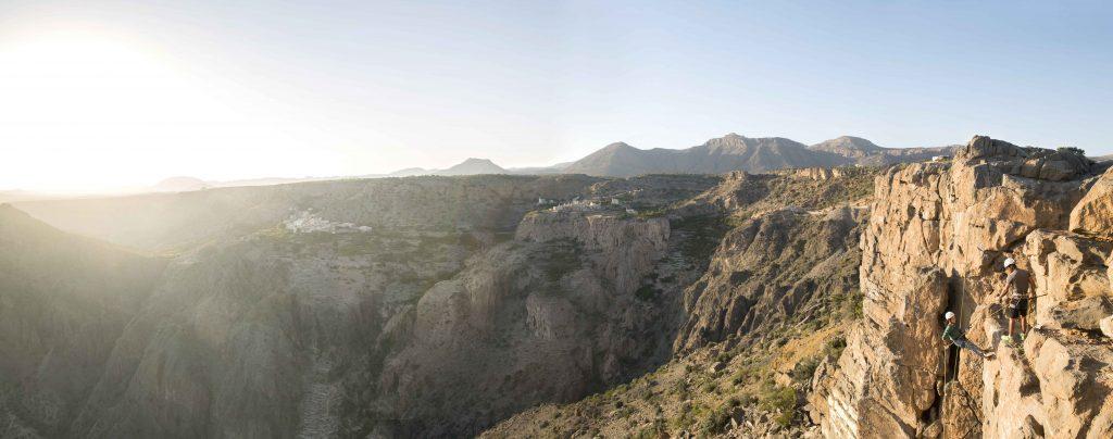 Anantara Al Jabal Al Akhdar Resort Rock Climbing 01