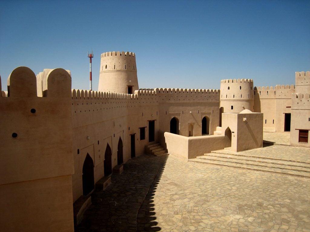 Bani bu Hassan Fort 003 B
