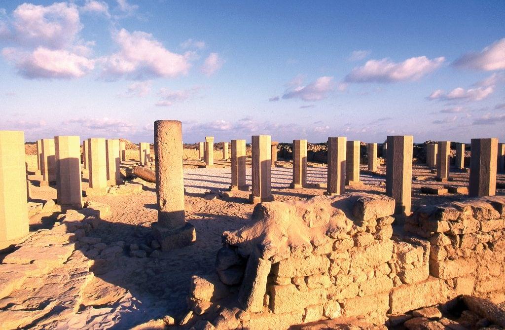 Dhofar Al Baleed Archaeological site Salalah Dhofar Oman