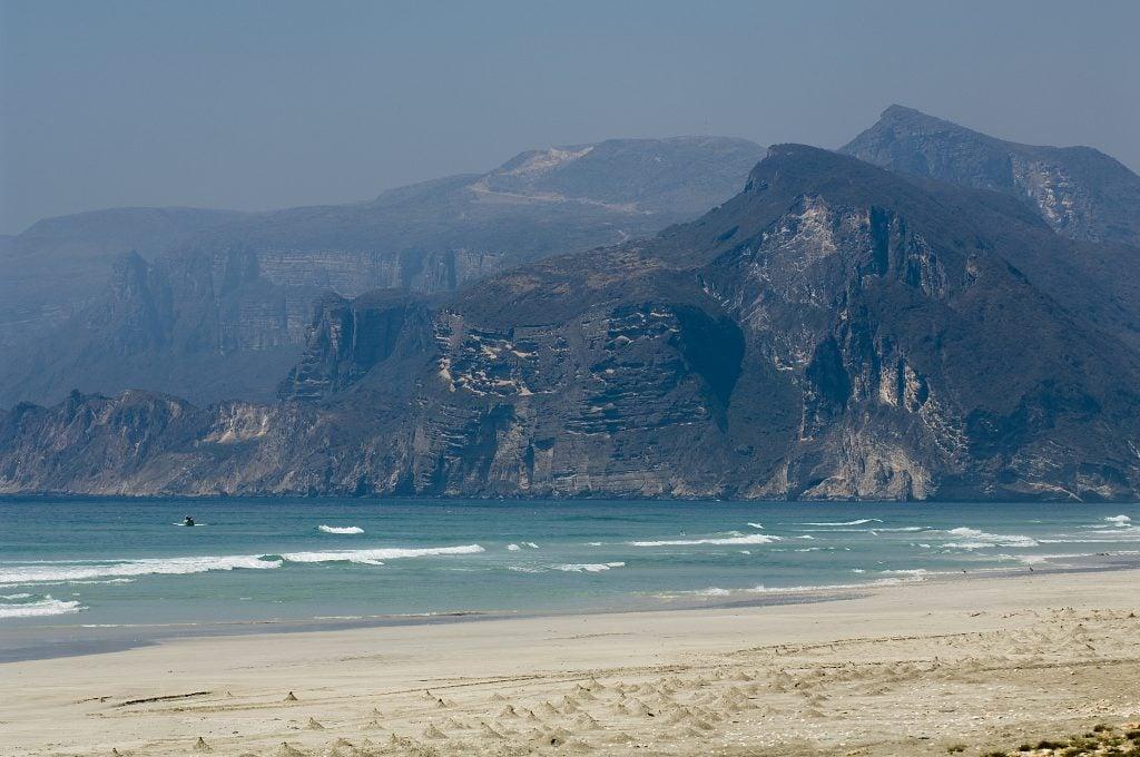 Dhofar Al Mughsayl Beach Salalah Oman