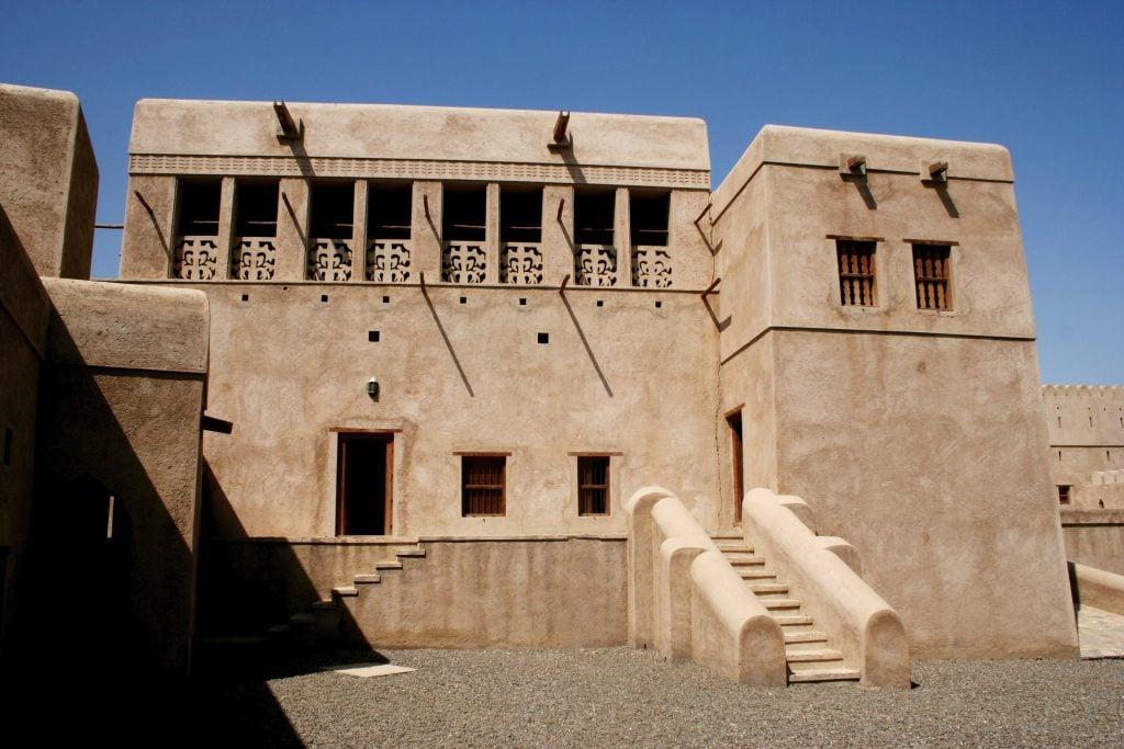 Forts and Castles Al Hillah CastleMusandam Oman