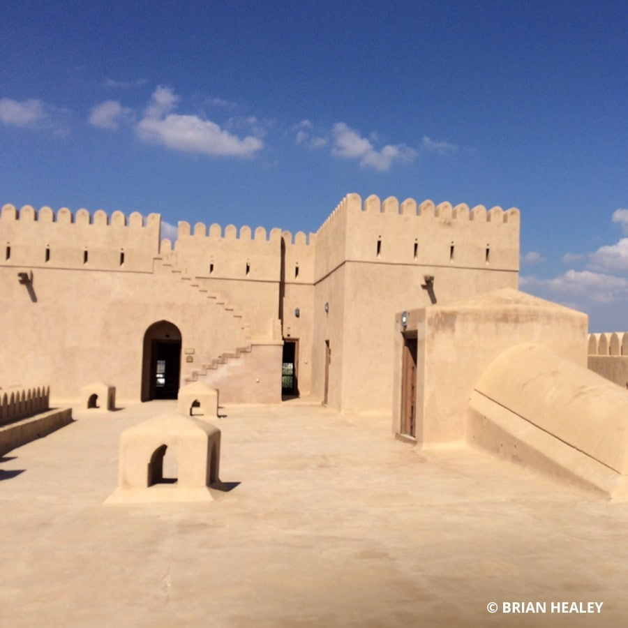 Places to explore Albatinah AlHazm Castle