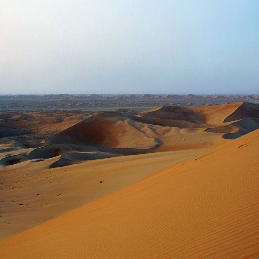 Places to explore Buraimi Mega Dunes Rub Al Khali