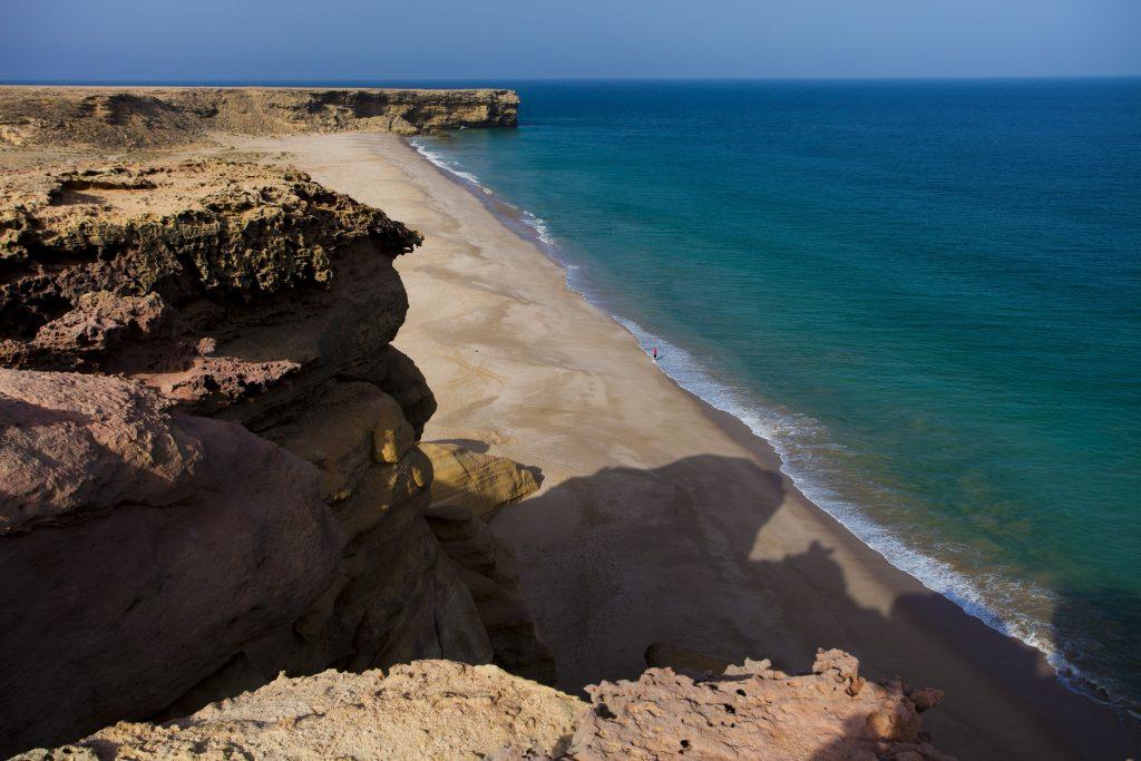 Ras Al Jinz beach Ash Sharqiyah Oman
