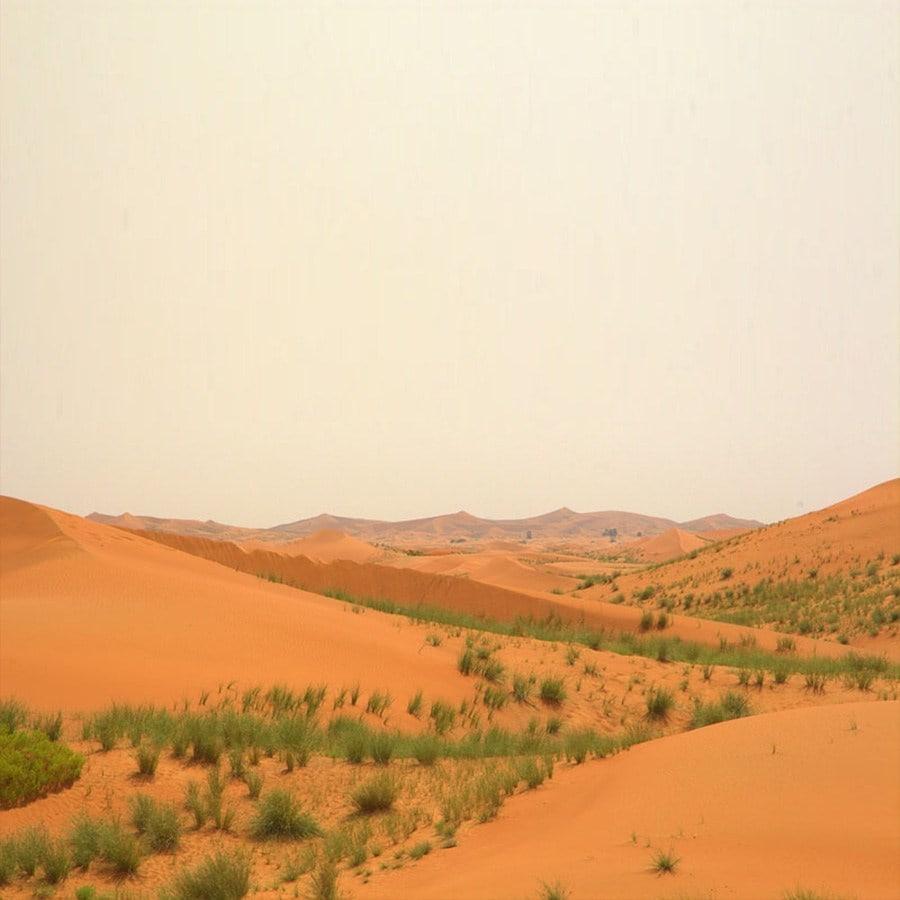 Rub Al Khali Mega Dunes