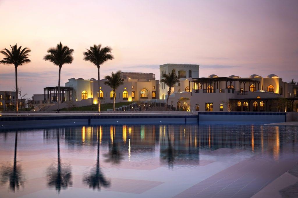 Salalah Rotana Resort Salalah Dhofar 2 Poolside View