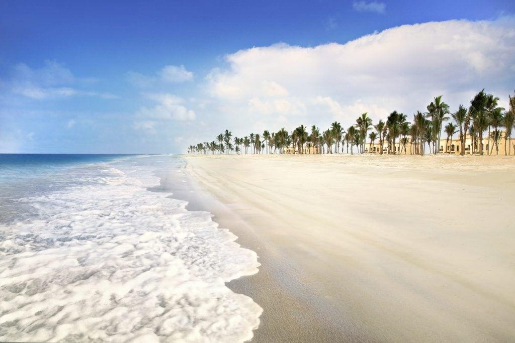 Salalah Rotana Resort Salalah Dhofar 6 Beach