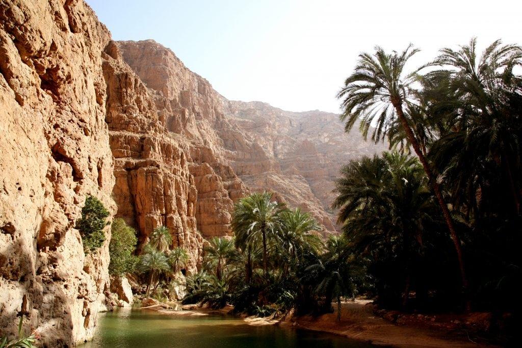 Wadi Shab Ash Sharqiyah Oman 2