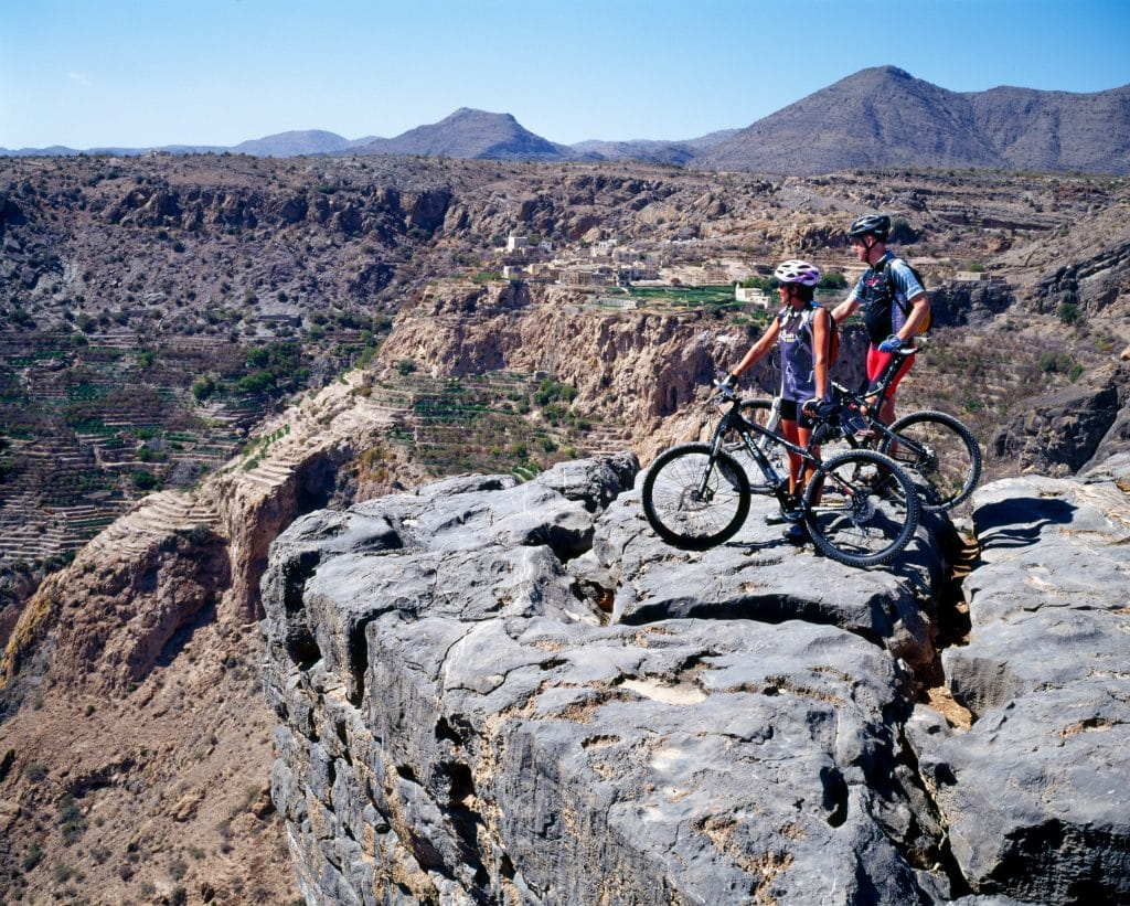 cycling jabal akhdar 1
