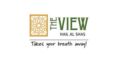 The View Oman logo