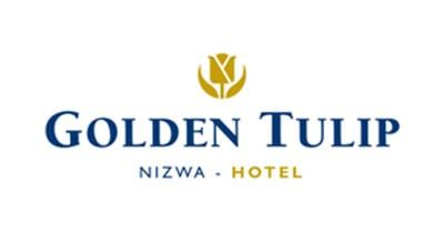 logo golden tulip nizwa