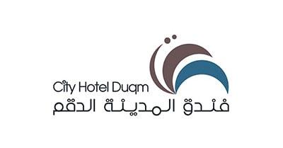 City Hotel Duqm logo