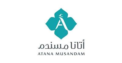 Atana Musandam Resort logo