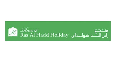 Resort Ras Al Hadd Holiday logo