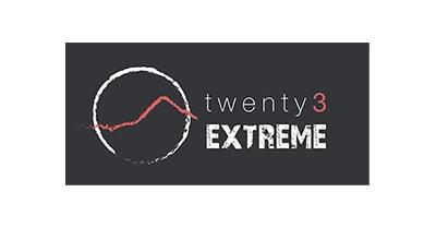 logo  23extreme grey