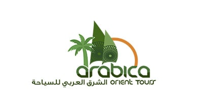 logo Arabica Orient Tours High Resolution Muneer Al Balushi
