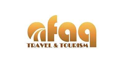 logo AfaqTravelTourism Abhishek Pathak