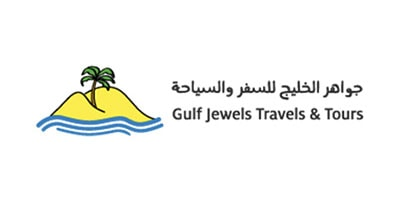 Gulf Jewels Travels & Tours logo