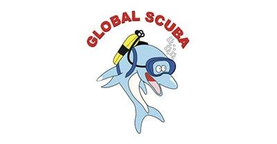 Global Scuba logo