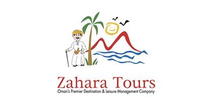 Zahara Tours logo