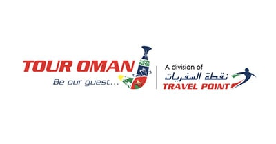 Logo Tour Oman A division of Travel Point LLC