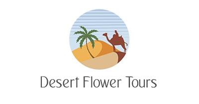logo  desertflower logo