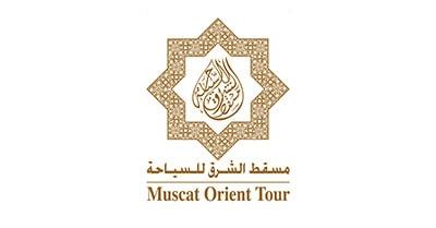 logo MUSCAT ORIENT TOUR LOGO Muscat Orient Tour