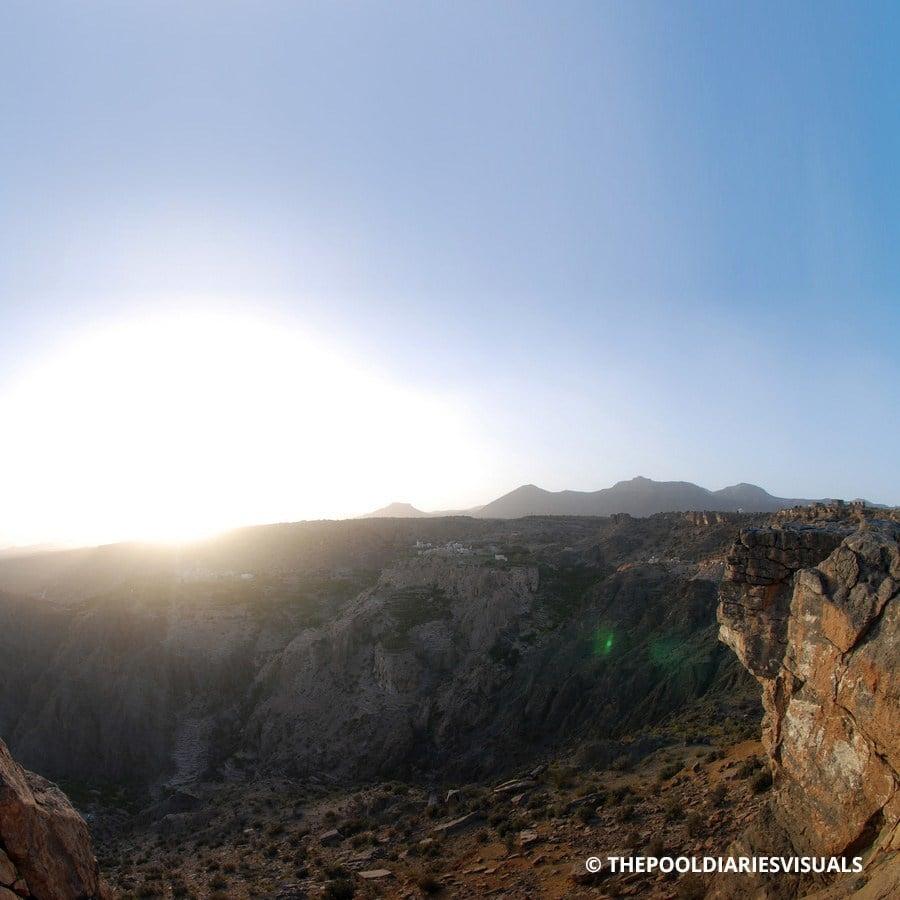 Jebel Akhdar Dianas Point