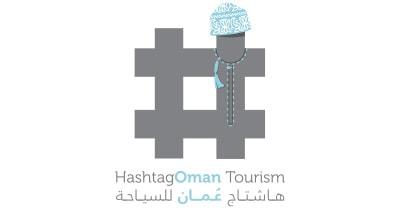 Hashtag Oman Tourism logo